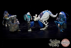 Alien Junk Monsters, photo by Paradox Photography