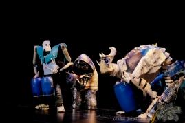 Alien Junk Monsters - photo by Gareth Bradley