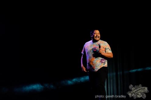 David Correos - photo by Gareth Bradley