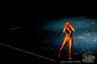 Hannah Tasker-Poland - photo by Gareth Bradley