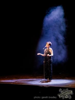 Jacquie Fee - photo by Gareth Bradley