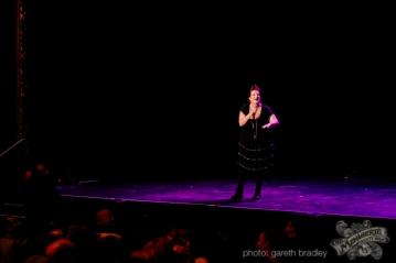 Justine Smith - photo by Gareth Bradley