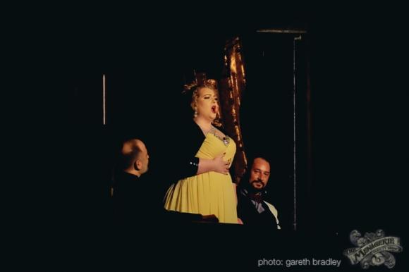 Laura Loach - photo by Gareth Bradley