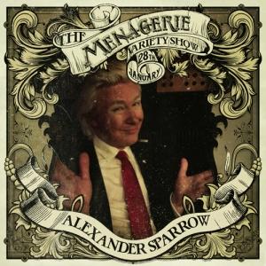 Alexander Sparrow - Trump