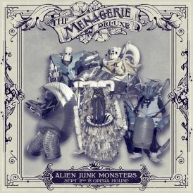 Alien Junk Monsters - Extra-Terrestrial Percussion