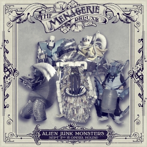 Alien Junk Monsters - Extra-Terrestrial Percussion