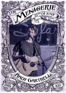 Andy Gartrell - musician