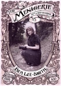 Bea Lee-Smith. - Songbird of the Suburbs