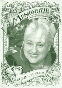 Caroline Welkin