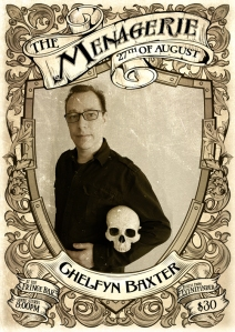 Chelfyn Baxter - Mentalist