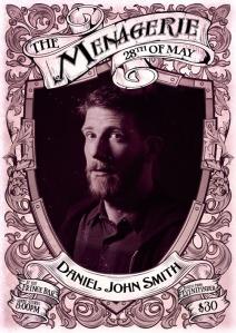 Daniel John Smith - Comedian