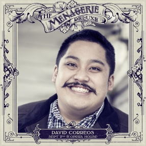 David Correos – Stand-up Comedian