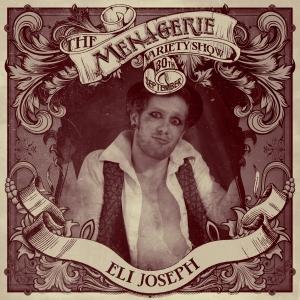 Eli Joseph framed