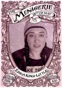 Erica Kingi-Little - Dannevirke's Greatest Female Tenor