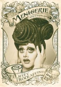 Felicity Frockaccino - Drag Extraordinäre