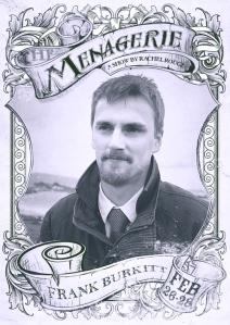 Frank Burkitt