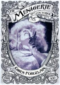 Gwen Porcelain - Ethereal enchantress