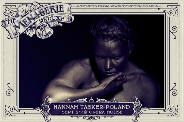 Hannah Tasker-Poland - The Menagerie Deluxe 2017