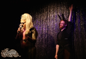 Stephii Onassis & Victor Victorious - Photo by Paradox Photography