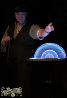 The Highland Joker NZ - Bubble Artist