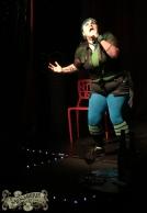 Lisa-Skye - Comedian, Sparkle-bomb