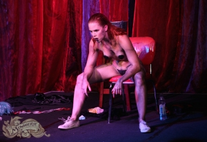 Miss Anthropy, The Menagerie, January 2016