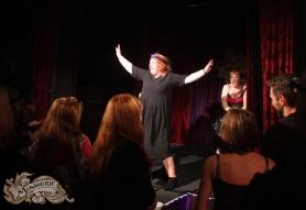 Ruth leading The Time Warp - Photo by Natasha Halliday Photography