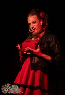 Miss Candy Applebottom - photo by Natasha Halliday