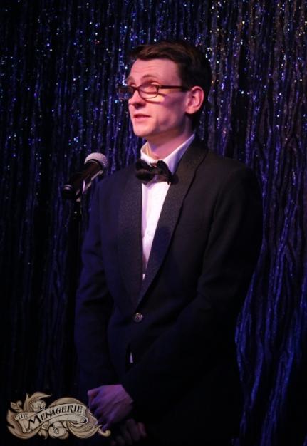 Michael Howard - photo by Natasha Halliday