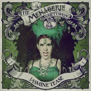 Jasmine Tease - Burlesque Performer