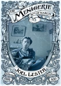 Joel Lester - Musician