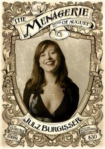 Julz Burgisser - Comedian