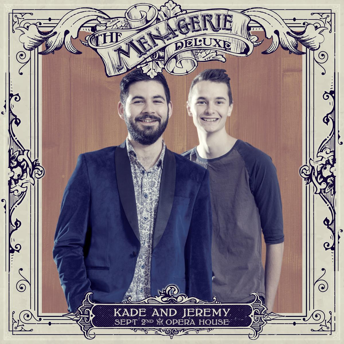 Kade and Jeremy - Comedy Magic