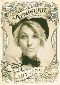 LadySane - Burlesque