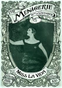 Miss La Vida - The Princess of Parody, photo by Carlos De Treend