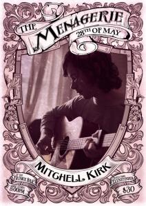 Mitchell Kirk - Musician