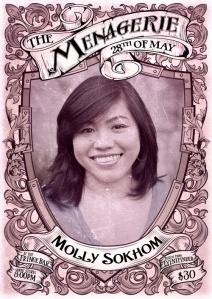 Molly Sokhom - Host