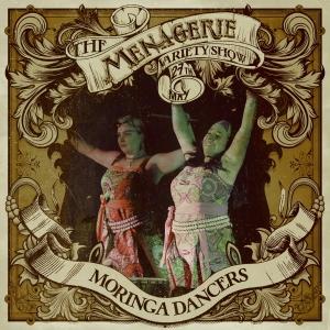 Moringa Dancers framed