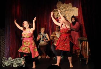 Moringa Dancers - African Inspired Dance