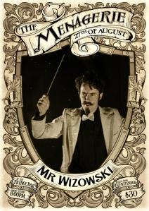 Mr Wizowski - Comedy Circus