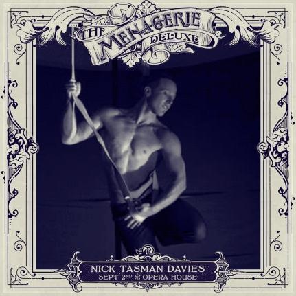 Nick Tasman Davies - Aerial Straps