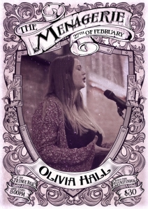 Olivia Hall - Spoken Word