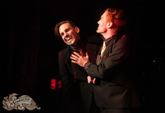 Hansel and Victor - photo by Natasha Halliday