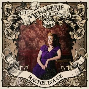 Rachel Rouge framed