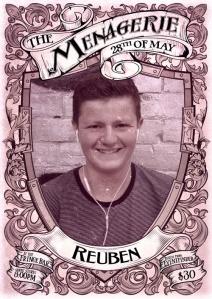 Reuben - The Teen Magician