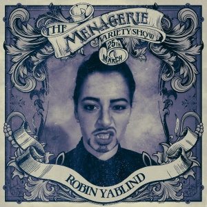 Robin Yablind - Drag king