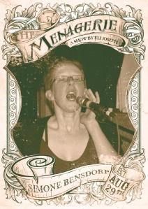 Simone Bensdorp