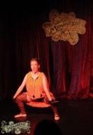 Stella Del Lure - Burlesque performer