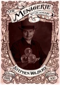 Stephen Wilbury - Object manipulator