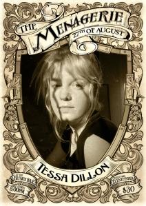 Tessa Dillon - Musician